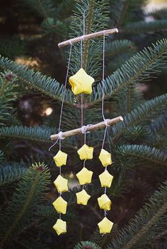 DIY Jesse Tree Ornament - Abraham - Stars -The Ultimate Guide to Making a Jesse Tree