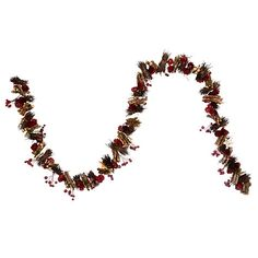 Make a real one of these! Star Garland, Christmas Crackers, Christmas Decorations, Christmas Ideas, John Lewis, Berries, Stars, Red, How To Make