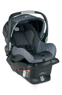 Love this Britax car seat - one of the safest ones available.