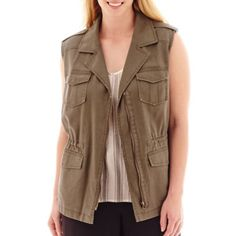 7c9998074f3 a.n.a® Cargo Vest - Plus found at  JCPenney Popular this season and useful  too