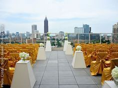 Wedding Venues Ventanas Outdoor Atlanta Wedding Venues Rooftop Wedding Atlanta GA 30313 - Ventanas Atlanta and other unique outdoor Atlanta wedding venues. Compare info and prices, view photos. Read detailed info on Georgia wedding reception locations. Atlanta Wedding Venues, Wedding Reception Locations, Event Venues, Wedding Themes, Wedding Ideas, Wedding Vendors, Wedding Stuff, Wedding Planning, Wedding Decorations