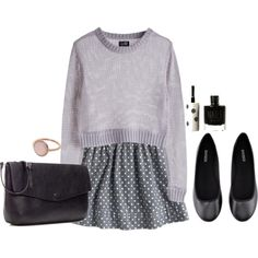 """""""inspired outfit for studying for exams in the library"""" Daily Fashion, Everyday Fashion, Rock Fashion, Unique Outfits, Cool Outfits, Study Outfit, Recetas Halloween, Professional Attire, Autumn Winter Fashion"""