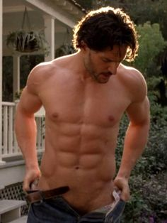 Yes please !!! Alcide...