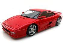 Ferrari F355 Berlinetta 1995 1/18 Red