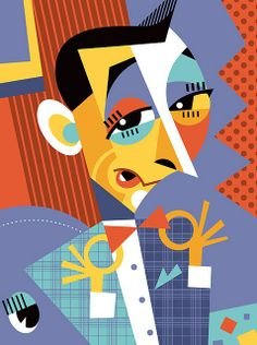 Pablo Lobato Artist | Pee Wee by Pablo Lobato, via Flickr | Art