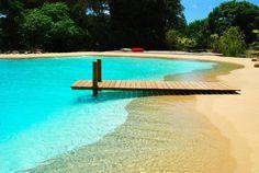 Wai pool Barbados