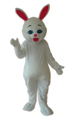Blue Eyes Bunny Costume
