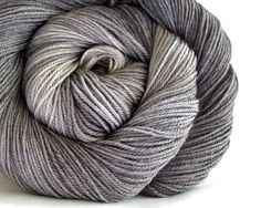 Merino Bamboo Yarn Hand Dyed from taylored fibers is certainly tempting....