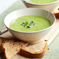 Cool Avocado Soup