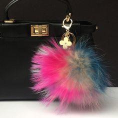 Color #furpompomkeychain #furbagcharm #furcharms #instagood #instalike #instafashion #bloggerfashion #blogger #bloggerlifestyle #fashionista #pompom #pompon #pompons #pompoms #womensfashion #womensaccessories #bagcharm