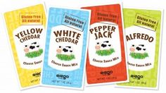 Cheese Sauce Mixes from Riega Foods Review and Giveaway