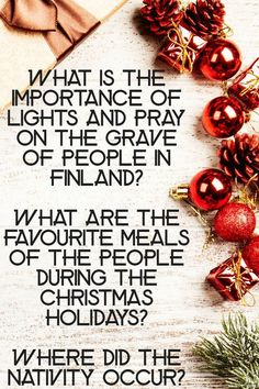 Our Christmas trivia questions will surely help you to have better knowledge about the festival because we also provide the answers of the trivia questions so it will become easy for you. #triviaquestions #christmastrivia #easychristmas trivia #funtrivia. Easy Christmas Trivia, Christmas Trivia Questions, Trivia Questions And Answers, Christmas Shows, Christmas Movies, Christmas Carol, Simple Christmas, Christmas Lights, Christmas Holidays