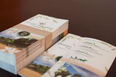 Brochure Borgo Serafino  Ecco uno dei nostri ultimi lavori: il dépliant pubblicitario di #BorgoSerafino, un complesso eco-turistico e sportivo nella valle del #Savuto. Stampa su carta naturale riciclata. #Grafica #Pubblicità #Cosenza #Calabria #EcoTurismo