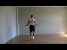 Come imparare a saltare la corda - Esempio d'Allenamento - Parte 4