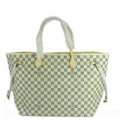 Louis Vuitton Damier Canvas Handbag LV 51108