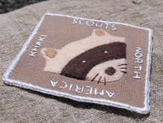 Finished Khaki Scouts of North America (Large one) by MarieLynn, via Flickr