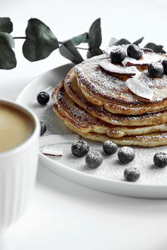 Birthday Pancakes and the best recipe