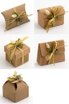 Natural Do It Yourself Kraft Corrugated Rustic Wedding Favor Shabby Chic Vintage Gift Box Rustic Wedding Favors, Diy Wedding, Trendy Wedding, Wedding Gift Boxes, Vintage Party Favors, Wedding Gifts, Wedding Ideas, Wedding Vintage, Fall Wedding