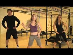Ok I have a workout girl crush on Tracy Anderson, but this is really good ab workout - Ab Webisode.avi    @Chanel Chartrand