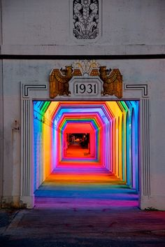 art that teems with color!
