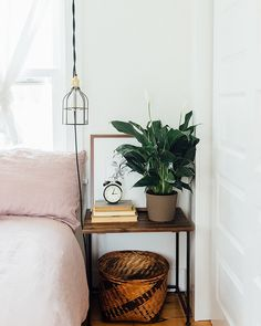Spring cleaning ... make your bedroom feel like a haven!