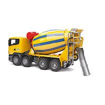 Scania R Series Cement Mixer Vehicle
