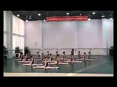 China Dance School Final Exam - Drooling. SO much talent...