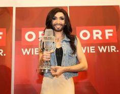 Conchita Wurst wins the Eurovision Song Contest