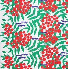 Surt Sa Raven Green - The Swedish Fabric Company