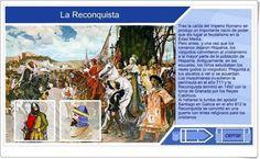 La Reconquista (Internet en el Aula)