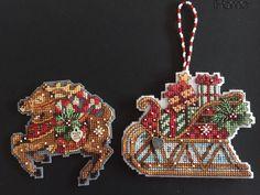 Andy & Sara's ornaments