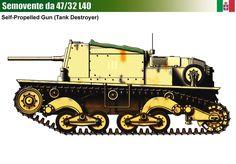 Semovente L40 da 47/32.