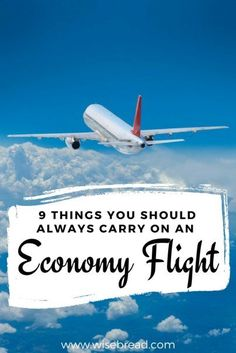 9 Things You Should Always Carry on an Economy Flight | #traveltips #travel #travelon #bestintravel #flighthacks #travelhacks #traveltalk