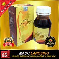 Madu Langsing Almabruroh 350 ml Herbalism, Healing, Bottle, Herbal Medicine, Flask, Jars