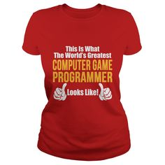 COMPUTER GAME PROGRAMMER #gift #ideas #Popular #Everything #Videos #Shop #Animals #pets #Architecture #Art #Cars #motorcycles #Celebrities #DIY #crafts #Design #Education #Entertainment #Food #drink #Gardening #Geek #Hair #beauty #Health #fitness #History #Holidays #events #Home decor #Humor #Illustrations #posters #Kids #parenting #Men #Outdoors #Photography #Products #Quotes #Science #nature #Sports #Tattoos #Technology #Travel #Weddings #Women