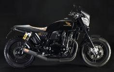Une Honda CB 1100 BadSeeds édition spéciale Lee. - Actualité moto