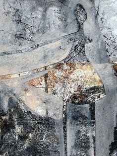 "# 1675 ""Reaching"" | 12 x 9 , mixed media on paper. April 201… | scottbergeyart | Flickr"