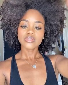 Protective Hairstyles For Natural Hair, Natural Hair Braids, Curly Hair Tips, 4c Hair, Natural Hair Care, Curly Hair Styles, Natural Hair Styles, Afro Hair Hacks, Afro Hair Hairstyles