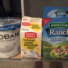21 day fix ranch dressing