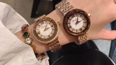 Cool Watches For Women, Watch Video, Make Time, Bracelet Watch, Diamond, Bottle, Bracelets, Unique, Accessories