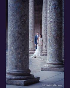 """José María Márquez fotógrafo de bodas de Granada. Haz clic en """"Visitar"""" para ver nuestra web."""