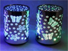 11cm Butterfly Battery Operated Night Light - Great for Children