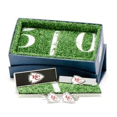 Kansas City Chiefs 3-Piece Gift Set