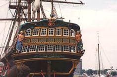 Hoe leefden de kinderen aan boord van de VOC schepen?