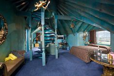 The Madonna Inn rooms you have to stay in before you die