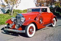1933 Packard Eight 1001 Coupe Roadster...Beep Beep...Re-pin...Brought to you by #HouseofInsurance for #ClassicCarInsurance #EugeneOregon