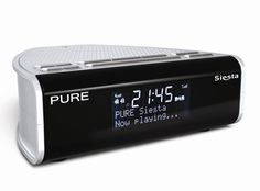 New Pure DAB radio has green credentials | DAB radio specialist Pure has just launched the Pure Siesta, a compact DAB/FM clock radio. It's one of Pure's cheapest models too, yours for only £49.99. And despite the sub-£50 price tag, the Pure Siesta doesn't cut too many technical corners Buying advice from the leading technology site