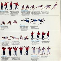 Breakdance Classics | 15 Infographics That Will Make You A Great Dancer