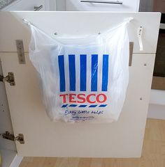 Out-of-Sight Garbage Bag