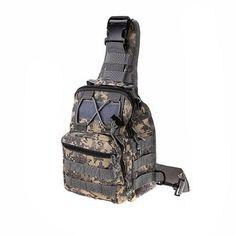 Alta Qualidade Tactical Mochila de Escalada Ao Ar Livre Sacos de Ombro Militar Saco Mochila Mochilas para Sport Camping Caminhadas Viajar